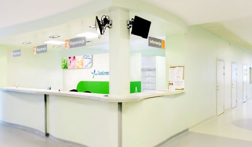 Centrum Zdrowia Tuchów - 782.41 pkt.
