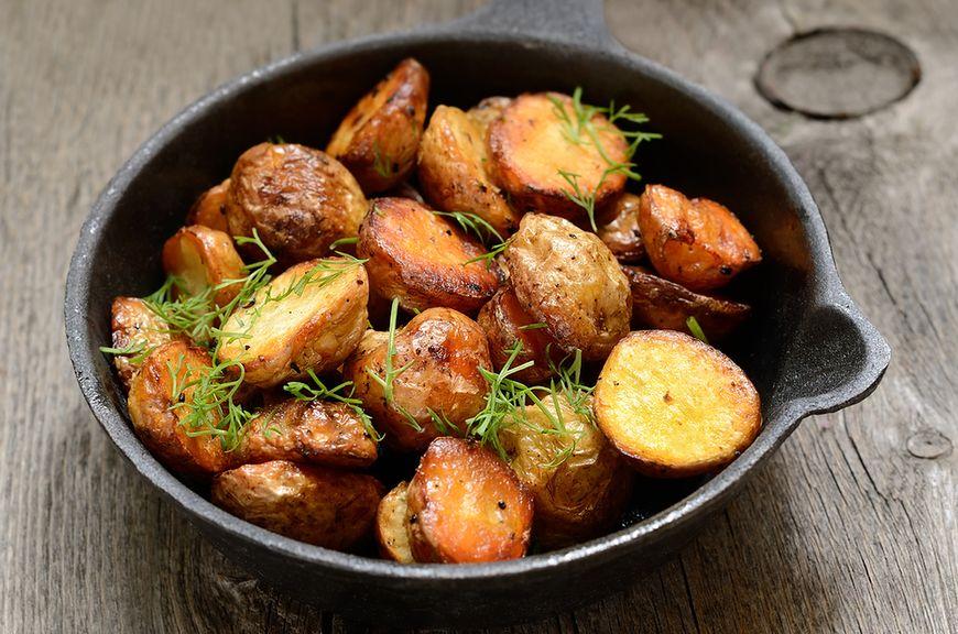 Czy warto jeść ziemniaki?
