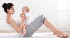 Jak wrócić do formy po porodzie? Ćwiczenia na dno miednicy (WIDEO)