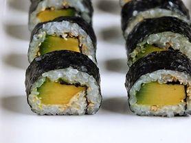 Przepis na wege sushi