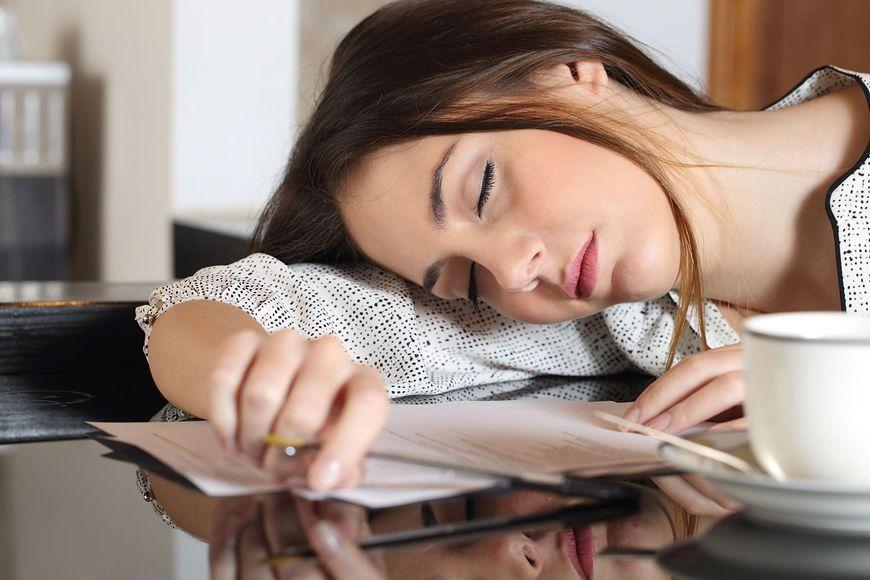 zmęczenie to oznaka niewydolności serca [123rf.com]
