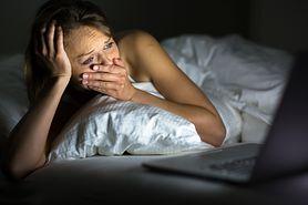 Brak snu sprzyja chorobie. Sprawdź co się dzieje, gdy za mało śpisz.