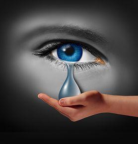 Łzy - charakterystyka, reakcja organizmu, łzy szczęścia, zespół suchego oka, tajemnice łez