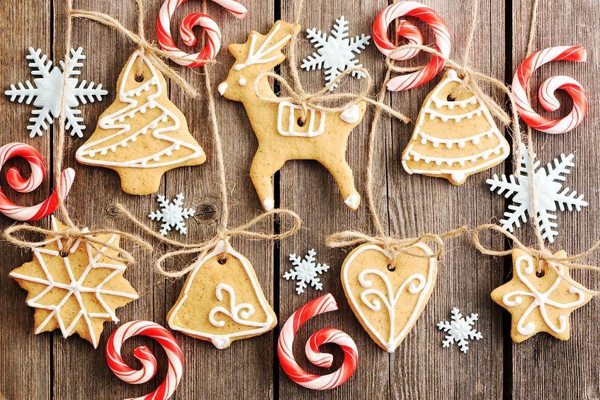 Cztery przepisy na zdrowe świąteczne ciasteczka