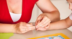 Dlaczego dziecko powinno mieć krótkie paznokcie?
