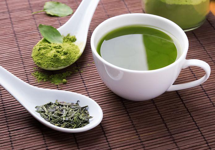 Matcha - najzdrowsza zielona herbata