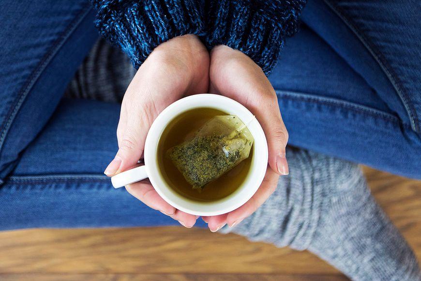 Zielona herbata ma wiele właściwości zdrowotnych