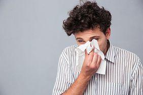 Domowe metody na zatkany nos