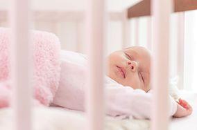 Bezpieczny sen dziecka