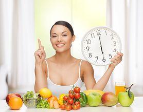 Zegar biologiczny - godziny poranne, południe, wieczór