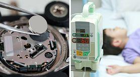Dziecko zmarło po połknięciu baterii do zegarka