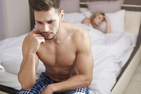 Czynniki, które powodują problemy z erekcją