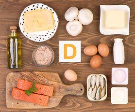 Czym objawia się niedobór witaminy D?