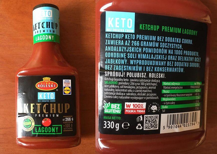 """""""Roleski"""" Ketchup Premium"""