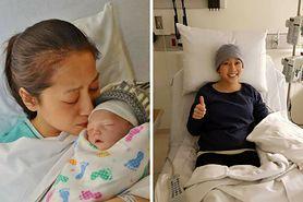 Urodziła martwe dziecko. Dzień później dowiedziała się, że ma chłoniaka nieziarniczego