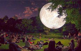 Ogromny Księżyc na Dzień Dziecka w Centrum Nauki Kopernik