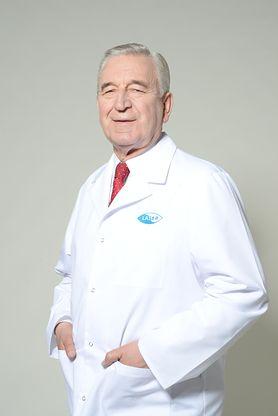 """Choroby, które """"widać w oczach"""" - wywiad z prof. Jerzym Szaflikiem"""
