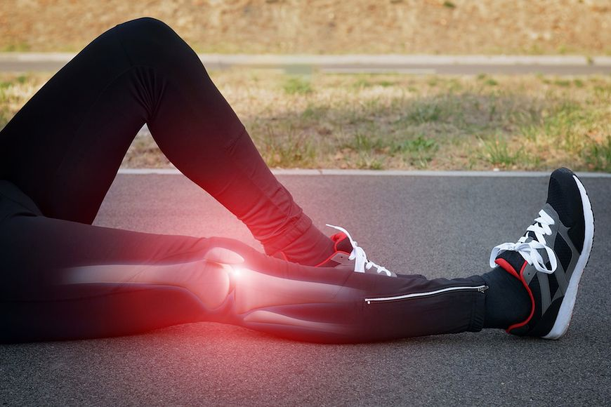 Zachowanie mocnych i zdrowych kości