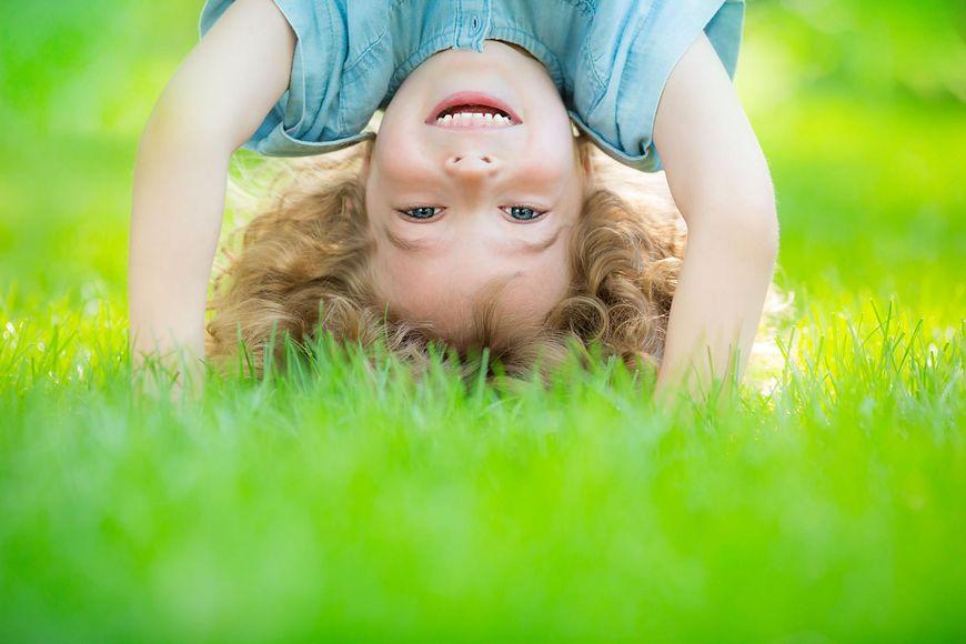 Letnie hartowanie dziecka