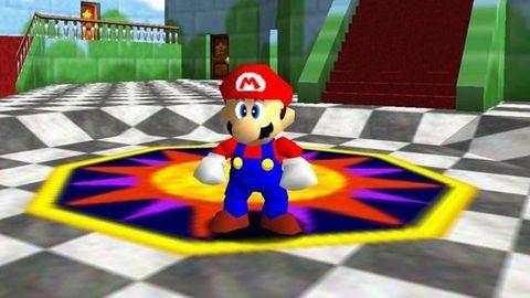 Rekord w Super Mario 64 pobity... na perkusji