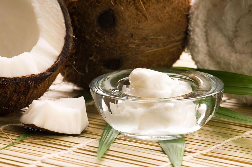 Olej kokosowy wzmacnia odporność