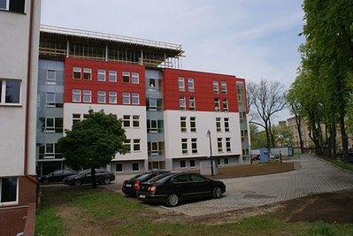 Szpital im. bł. elżbietanki Marii Merkert w Nysie - 805.12 pkt.