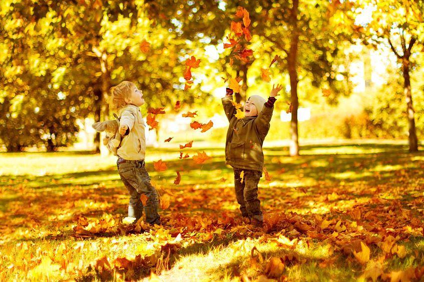 Dzieci urodzone w listopadzie bywają zdrowsze i bardziej wysportowane niż rówieśnicy