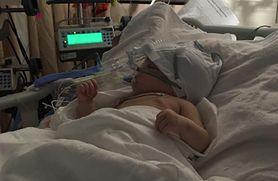 Niemowlę zachorowało na krztusiec - matka twierdzi, że to przez niezaszczepione dziecko