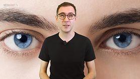 Dlaczego niektórzy mają dwukolorowe oczy? (WIDEO)
