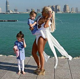 Matka piątki dzieci chwali się doskonałą figurą w sieci