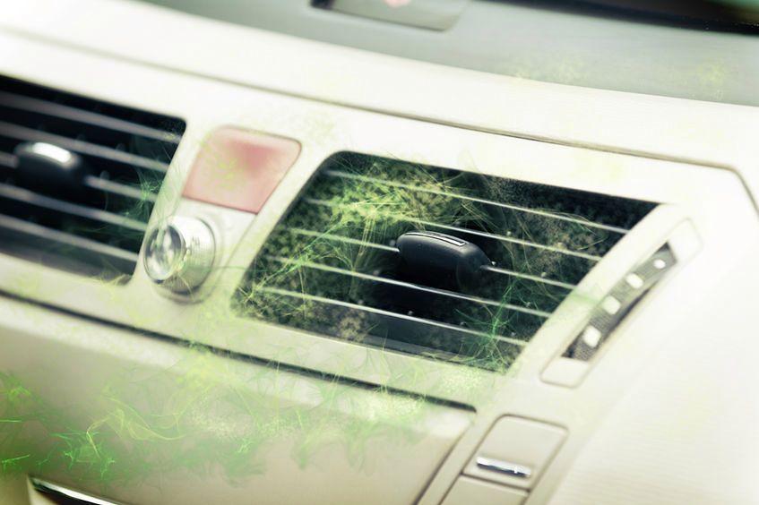 Klimatyzacja w samochodzie może wywoływać choroby