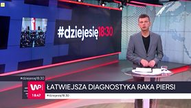 Nowy wynalazek polskich naukowców. Spowoduje przełom w diagnostyce raka piersi? (WIDEO)