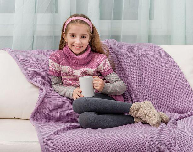 Herbaty na przeziębienie dla dzieci
