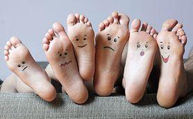 Co twoje stopy próbują powiedzieć ci na temat twojego zdrowia?