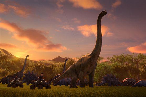 Dzieci kontra dinozaury. Kogo wciągną przygody na Isla Nublar?