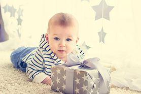 Prezent dla niemowlaka – jaki warto wybrać?