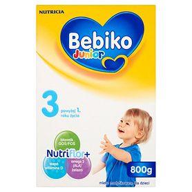Bebiko PRO+ 2  – pierwsze na polskim rynku mleko modyfikowane częściowo fermentowane