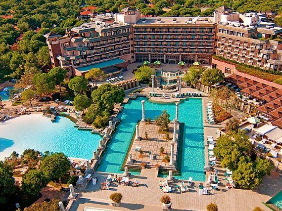 Xanadu Resort (Turcja/Riwiera Turecka/Belek)