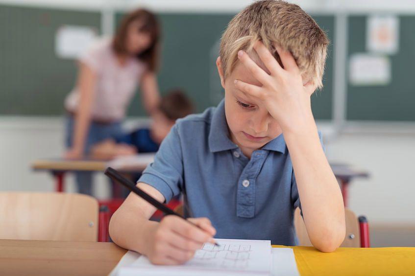 Przyczyny bólu głowy u dzieci