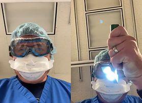 Lekarz nakręcił film, pokazując, co chory widzi tuż przed śmiercią