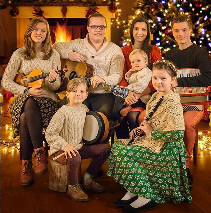 Angelo ma piątkę dzieci