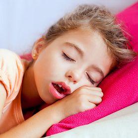Oddychanie ustami groźne dla zdrowia dziecka