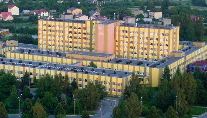 Szpital Specjalistyczny im. św. Łukasza w Końskich - 812.43 pkt.