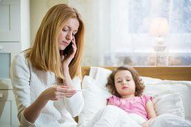Jak leczyć grypę u dzieci?