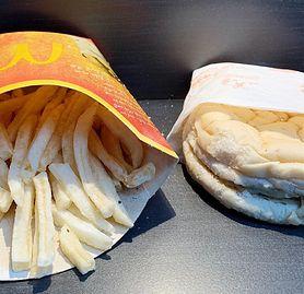 Jak wygląda hamburger po 10 latach? Odwiedzając Islandię można się przekonać