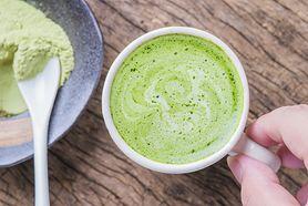 Matcha - charakterystyka składniki odżywcze, zastosowanie w kuchni, kofeina