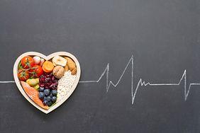 Problemy z sercem? Ta dieta pomoże każdemu