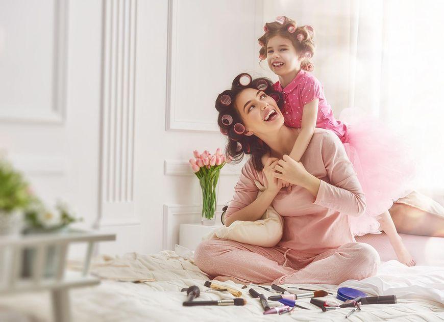Dzieci od pierwszych chwil życia naśladują innych