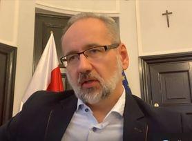 Koronawirus w Polsce. Testy antygenowe w każdej placówce POZ? Minister Niedzielski komentuje (WIDEO)