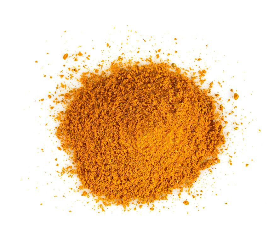 Curry pomoże na nadciśnienie